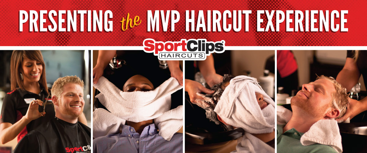 The Sport Clips Haircuts of Yakima Orchards  MVP
